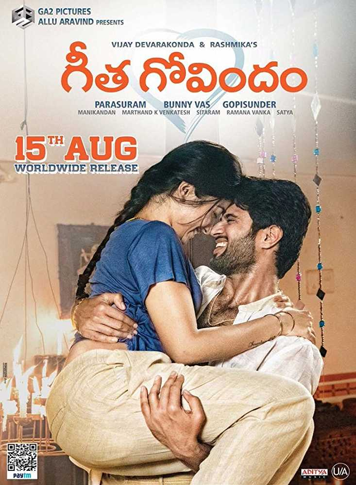 Geetha Govindam 2018 Telugu Full Movie 480p 720p