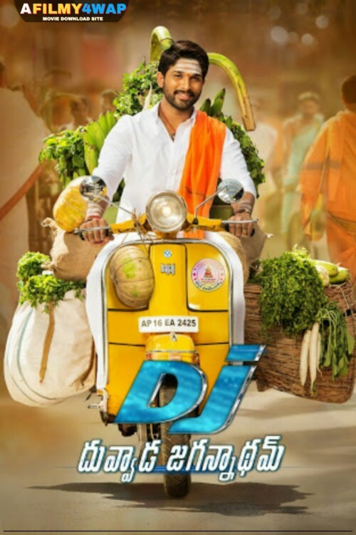 Duvvada Jagannadham (2017) Hindi Dubbed South Indian Movie