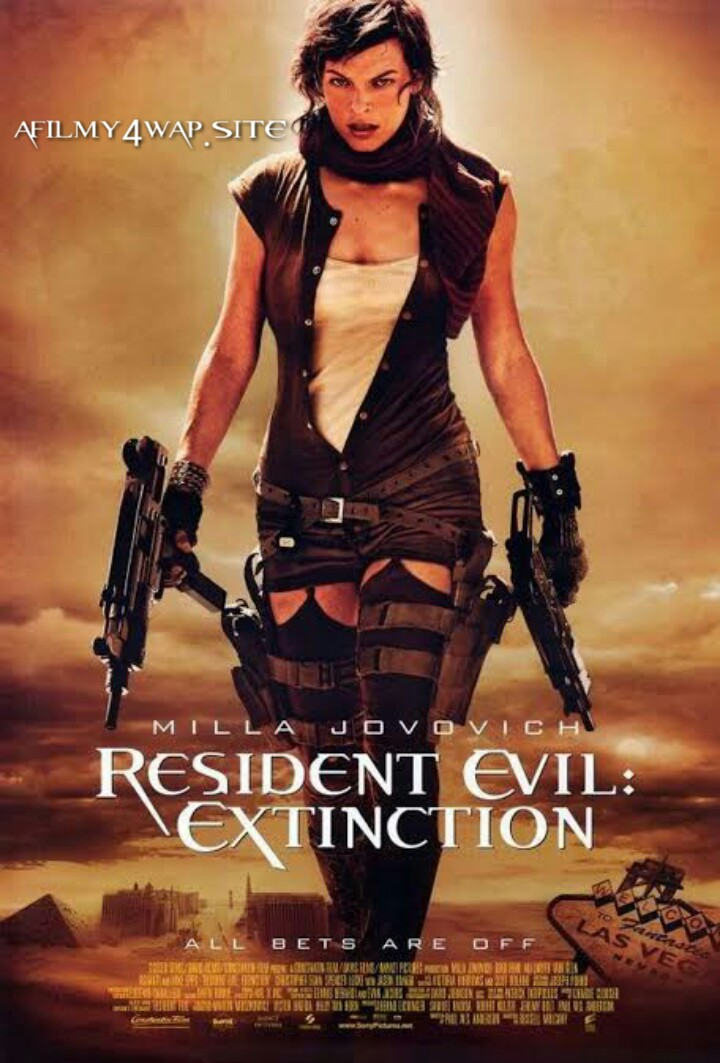 Resident Evil Extinction (2007) Dual Audio