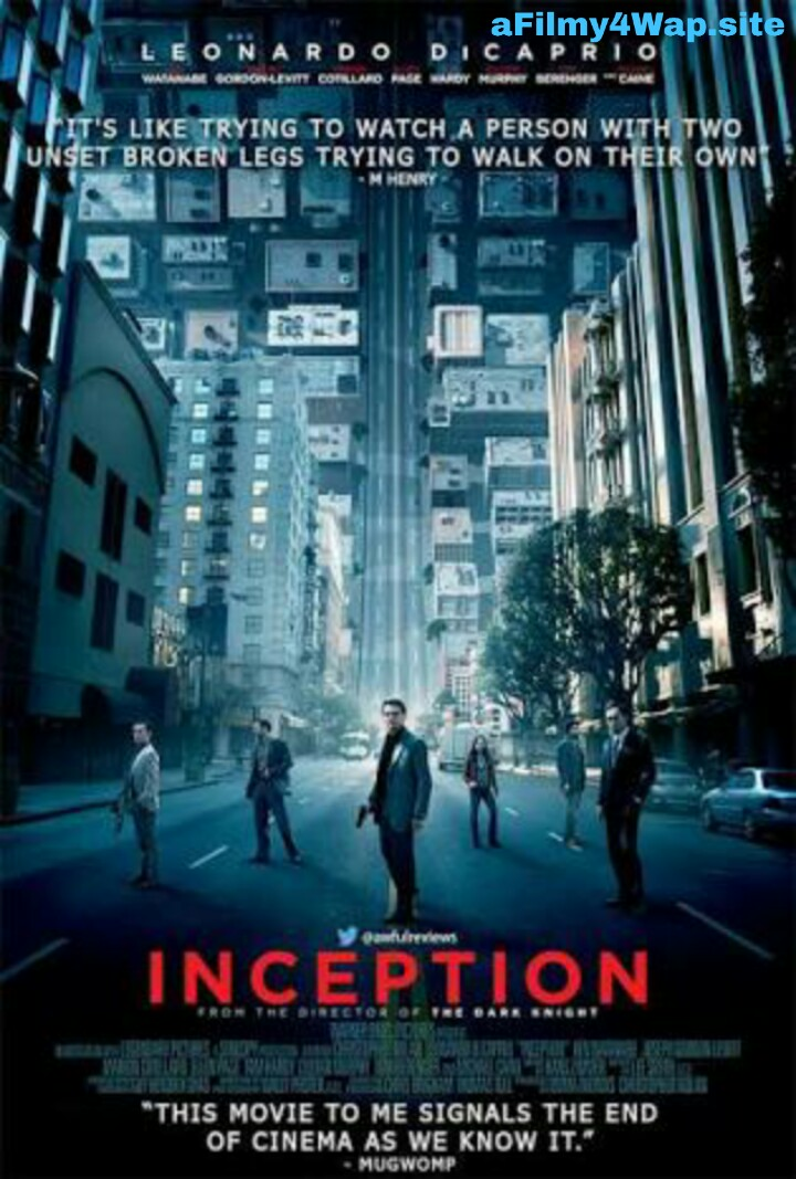 Inception (2010) Hollywood Full Movie Hindi Dubbd