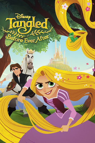 Tangled Before Ever After (2017) Full Movie Hindi Dubbed