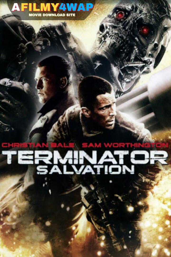 Terminator 4 - Salvation (2009) Dual Audio