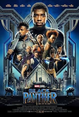 Black Panther (2018) Hindi Dubbed Movie