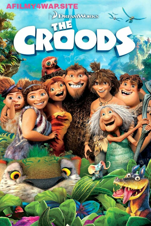 The Croods (2013) Dual Audio Hindi Dubbed Movie