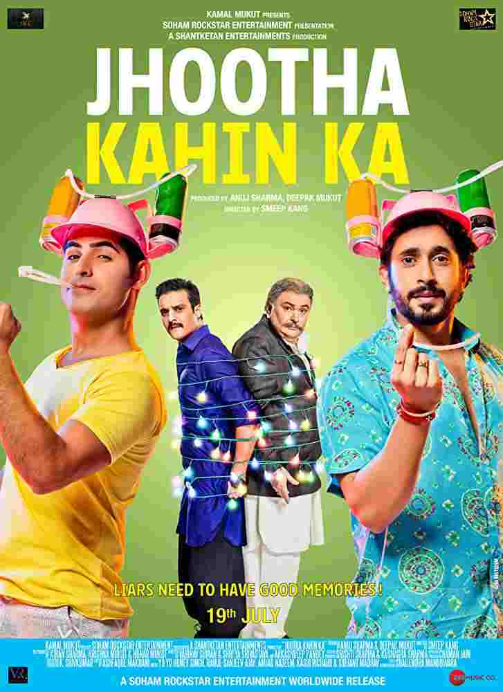 Jhootha Kahin Ka (2019) Bollywood Movie Full HD