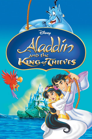 Aladdin and the King of Thieves (1996) Hindi Dual Audio