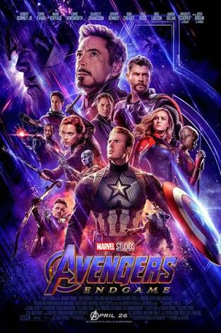 Avengers: Endgame (2019) Hindi Dubbed Movie