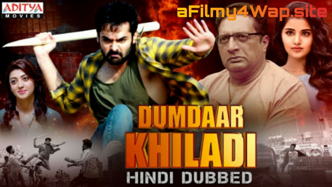 Dumdaar Khiladi (2019) South Indian Hindi Dubbed