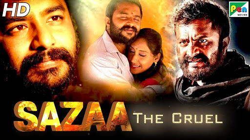 Sazaa The Cruel 2019 Hindi Dubbed HDRip