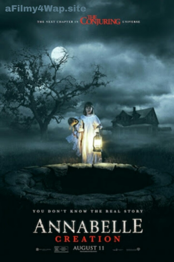 Annabelle Creation (2017) Hindi Dubbed