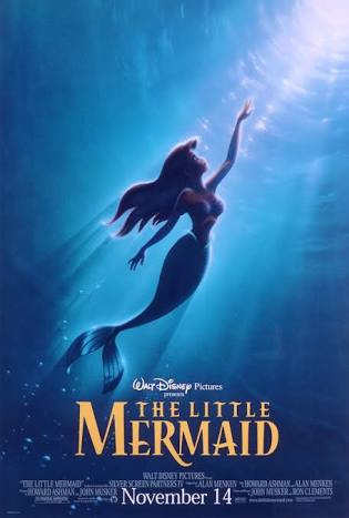 The Little Mermaid (1989) Full Movie Hindi Dubbed