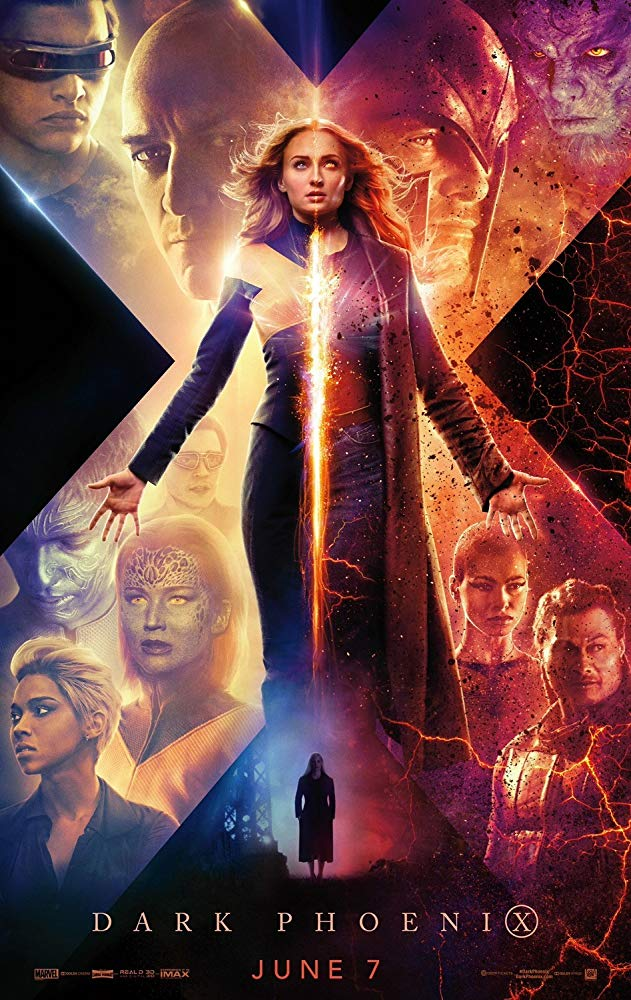 X Men: Dark Phoenix (2019) Dual Audio ORG 480p 720p BluRay