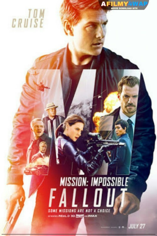Mission Impossible - Fallout (2018) Dual Audio