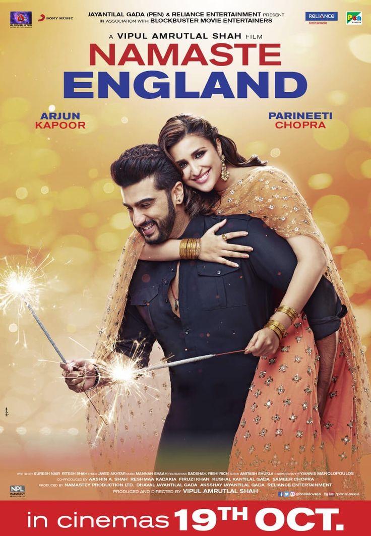 Namaste England (2018) Hindi Movie HDrip 480p