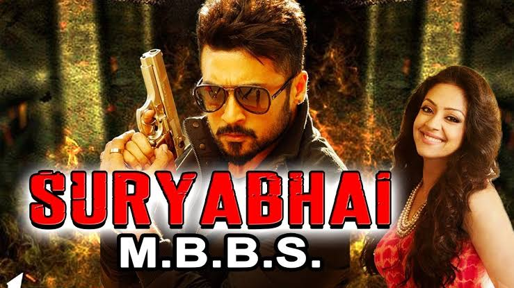 Surya Bhai MBBS (2018) South Indian Hindi Dubbed Movie