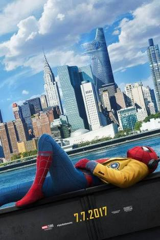Spider-Man: Homecoming (2017) Hindi Dubbed Movie