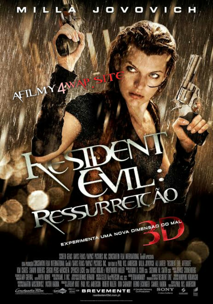 Resident Evil Afterlife (2010) Dual Audio