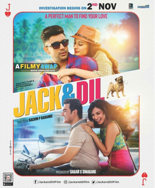 Jack and Dil (2018) Hindi Full Movie