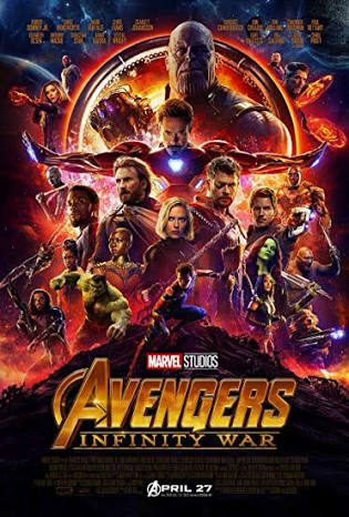 Avengers: Infinity War (2018) Hindi Dubbed Movie
