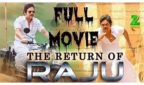 The Return Of Raju (2017) Hindi Dubbed South Indian Movie