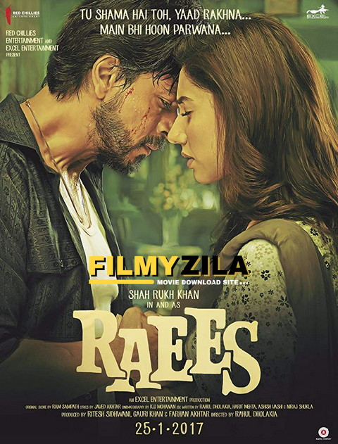 Raees (2017) Bollywood Movie