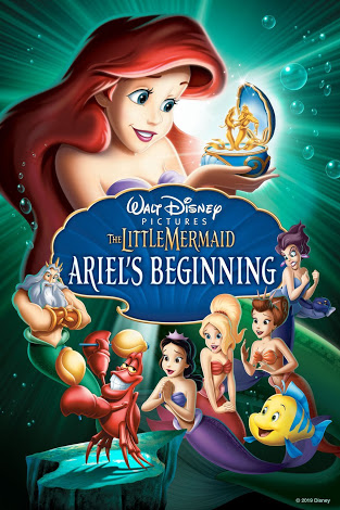 The Little Mermaid: Ariel s Beginning (2008) Full Movie Hindi Dubbed