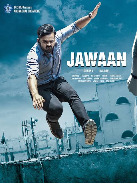 Jawaan (2018) South Indian Hindi Dubbed Movie