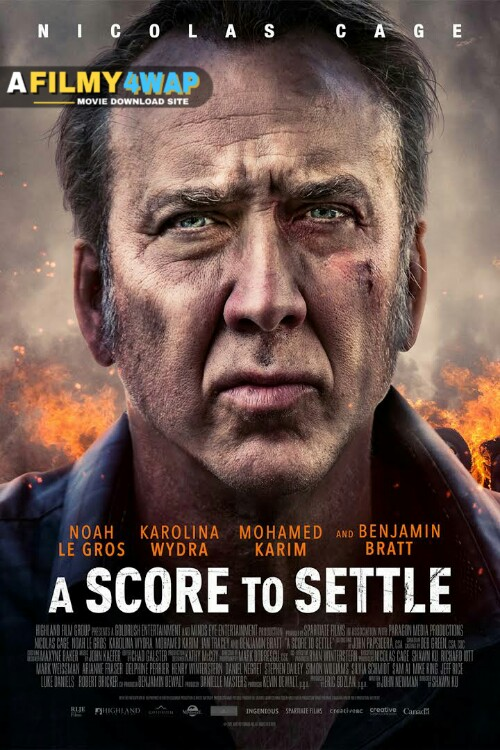 A Score to Settle (2019) English Full Movie