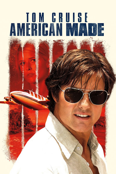 American Made (2017) Dual Audio Hindi BluRay 480p 720p ESubs