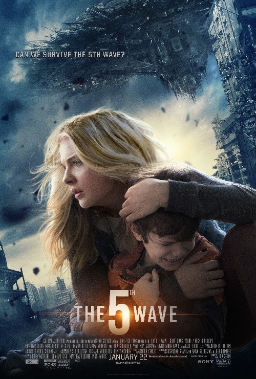 The 5th Wave 2016 Dual Audio Hindi ORG 400MB BluRay 480p ESubs