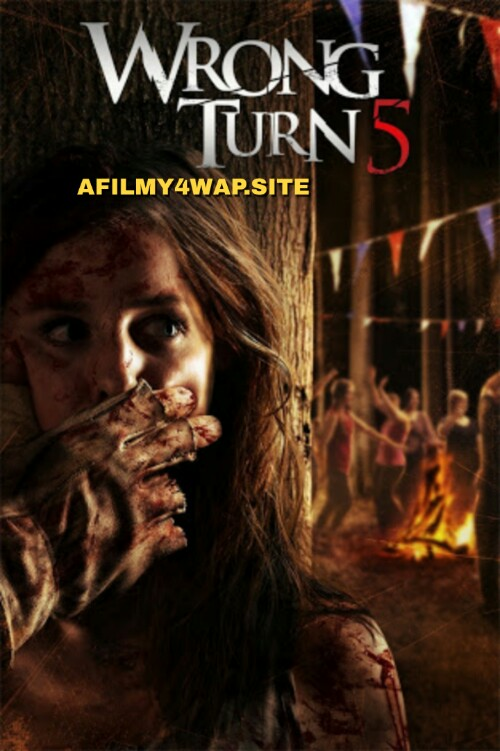 Wrong Turn 5 - Bloodlines (2012) English Movie