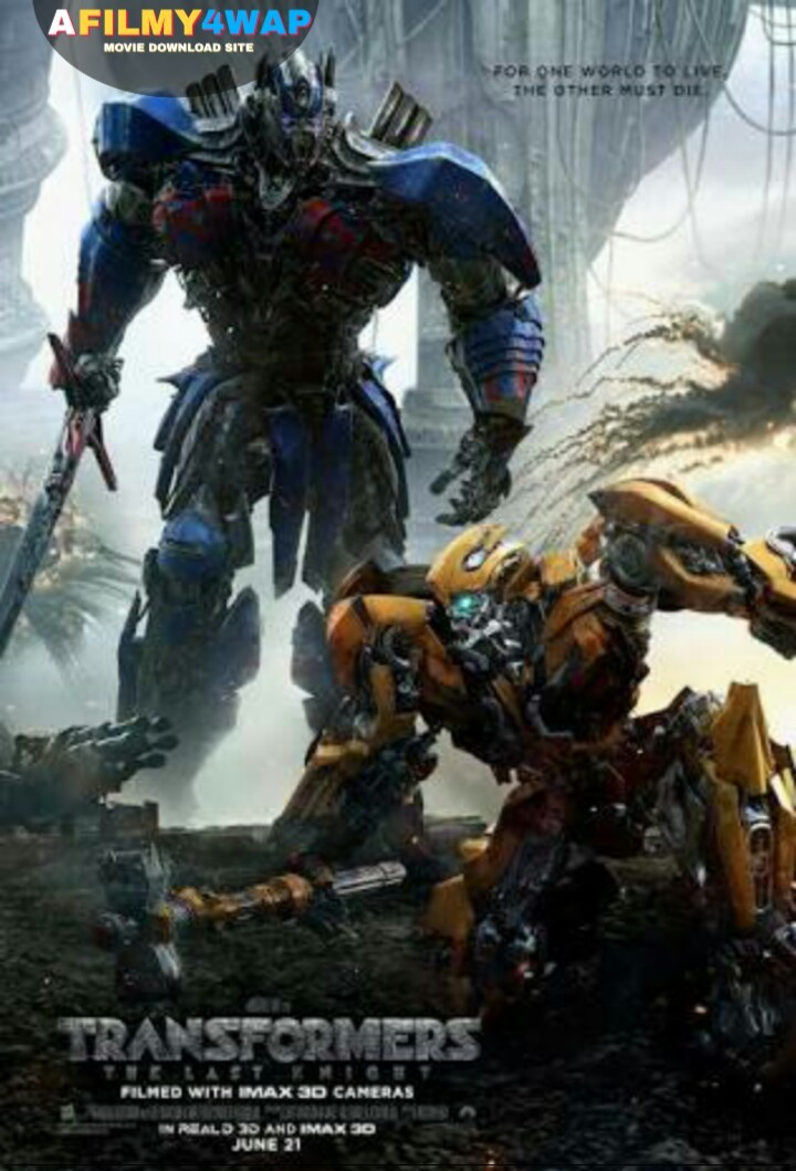 Transformers - The Last Knight (2017) Dual Audio