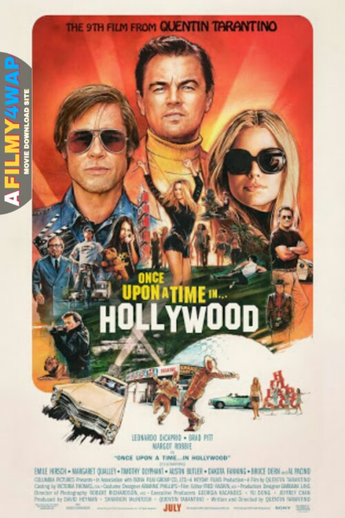 Once Upon a Time in Hollywood (2019) English Movie