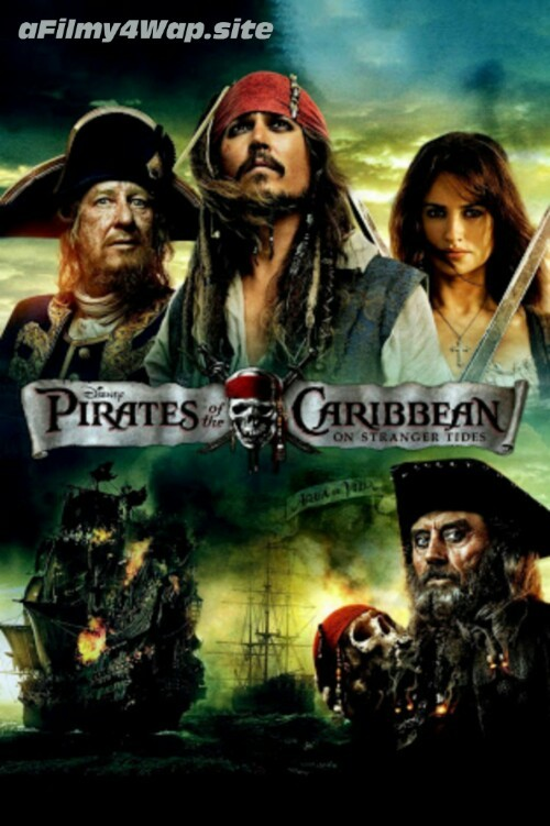 Pirates of the Caribbean - On Stranger Tides (2011) Hindi Dubbed