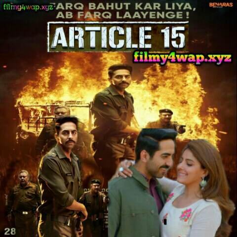 Article 15 (2019) New Bollywood Full Movie
