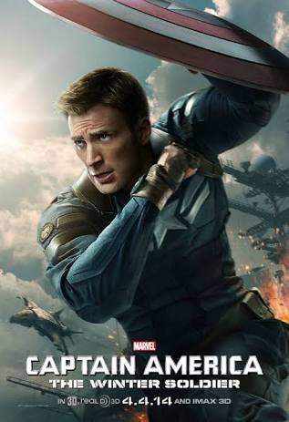 Captain America The Winter Soldier (2014) Hindi Dubbed Movie