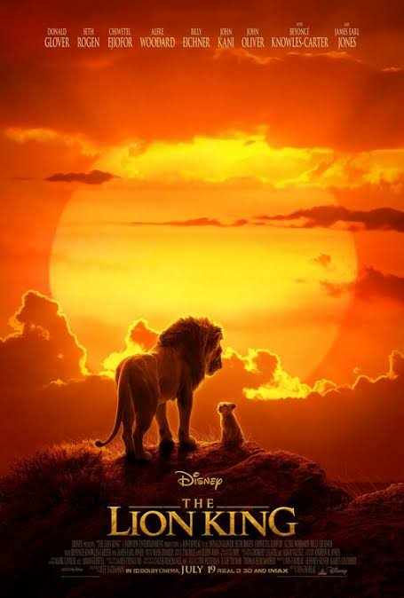 The Lion King 2019 new Hollywood Hindi dubbed full movie 480p mkv