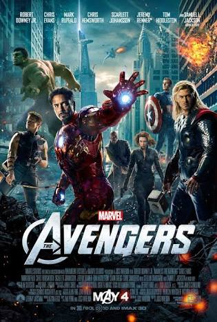 The Avengers (2012) Hindi Dubbed Movie