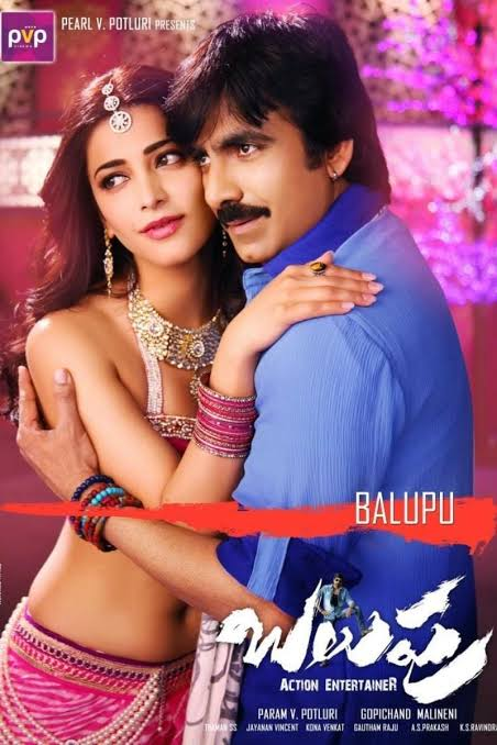 Jani Dushman (Balupu) (2018) Hindi Dubbed South Indian Movie