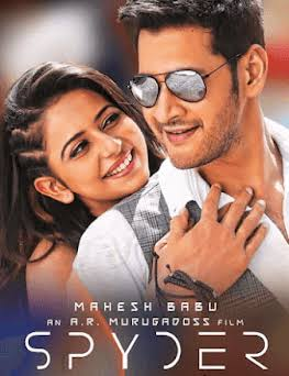 Spyder (2018) Hindi Dubbed South Indian Movie