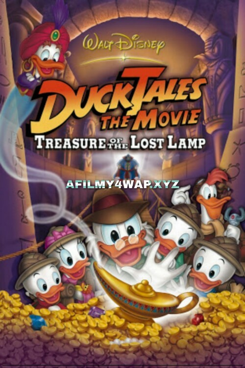 DuckTales the Movie: Treasure of the Lost Lamp (1990) Hindi Dubbed Movie