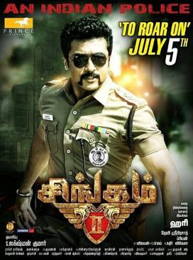 Main Hoon Surya Singham 2 (2018) South Indian Hindi Dubbed Movie