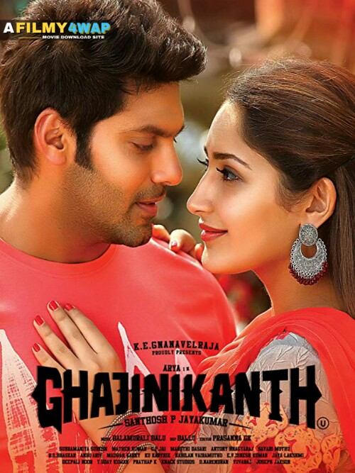 Ghajinikanth (2019) South Hindi Dubbed Movie