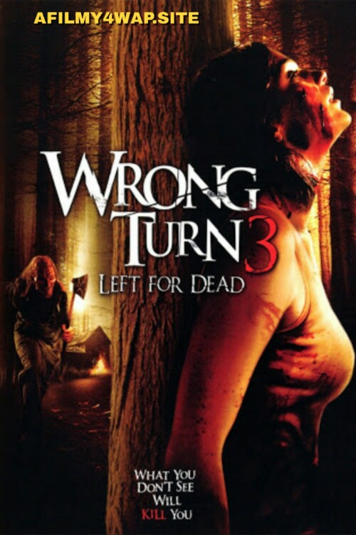 Wrong Turn 3 - Left For Dead (2009) English Movie