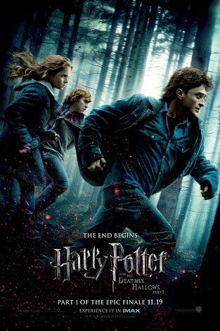 Harry Potter and the Deathly Hallows - Part 1 (2010) Hindi Dubbed
