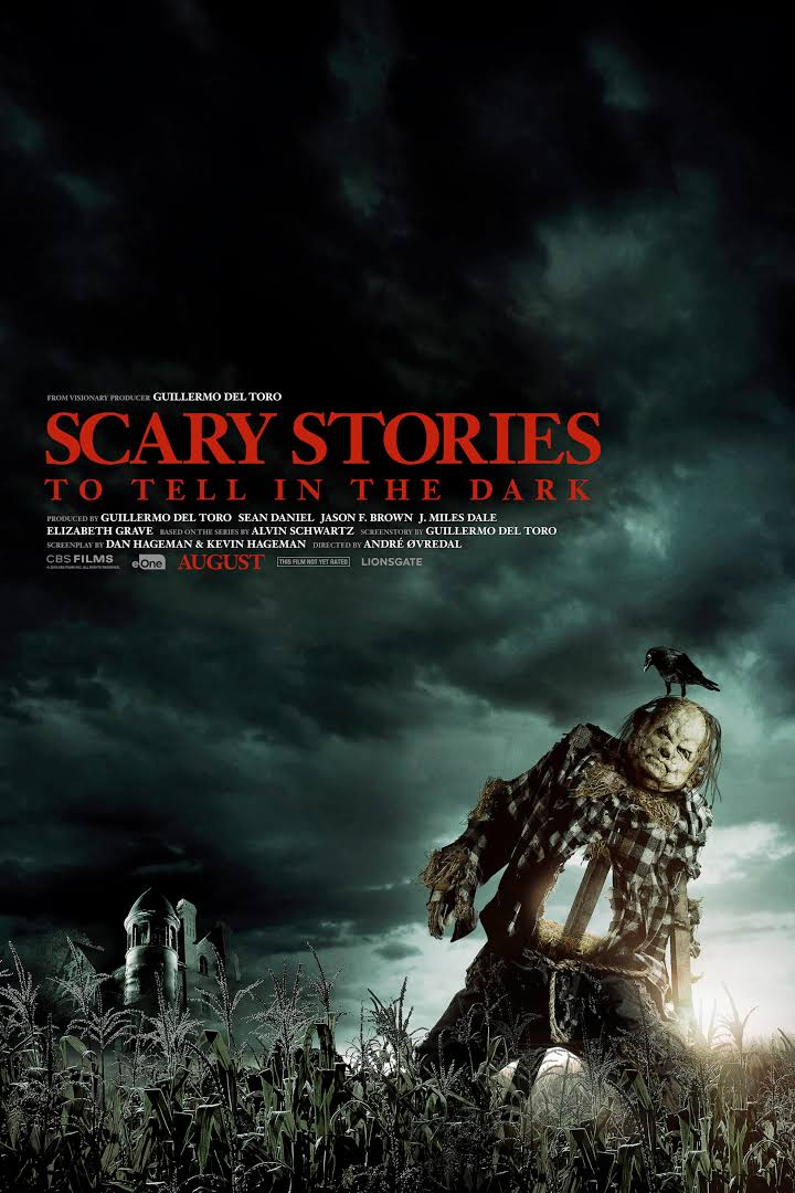 Scary Stories to Tell in the Dark (2019) English Movie