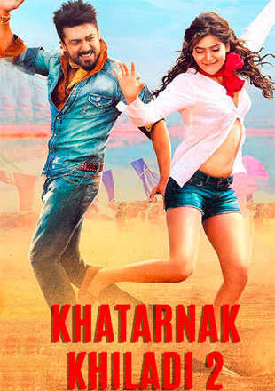 Khatarnak Khiladi 2 (2018) South Indian Hindi Dubbed Movie