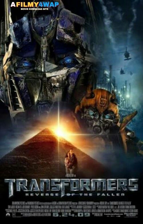 Transformers - Revenge Of The Fallen (2009) Dual Audio