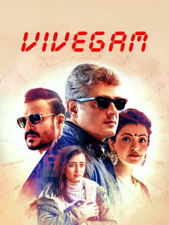 Vivegam (2018) Hindi Dubbed South Indian Movie