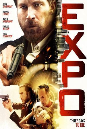 Expo (2019) English 480p 720p WEB-DL ESubs